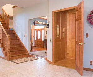 Custom home elevators 5 reasons to have one installed today for Elevator for home prices