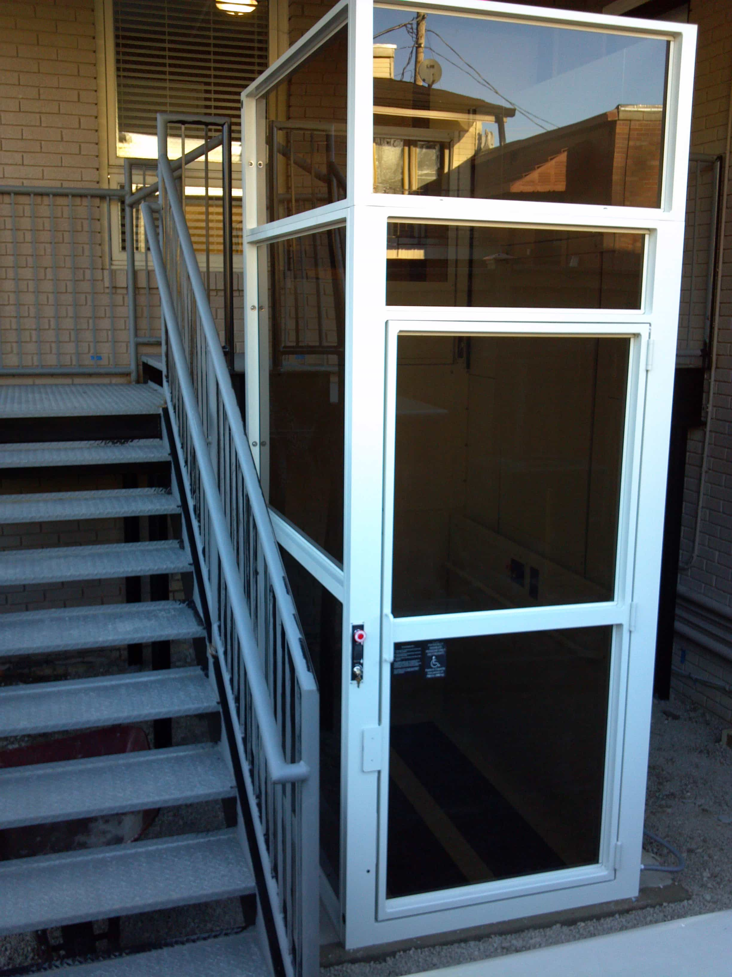 Vertical Platform Wheelchair Lifts Access Amp Mobility