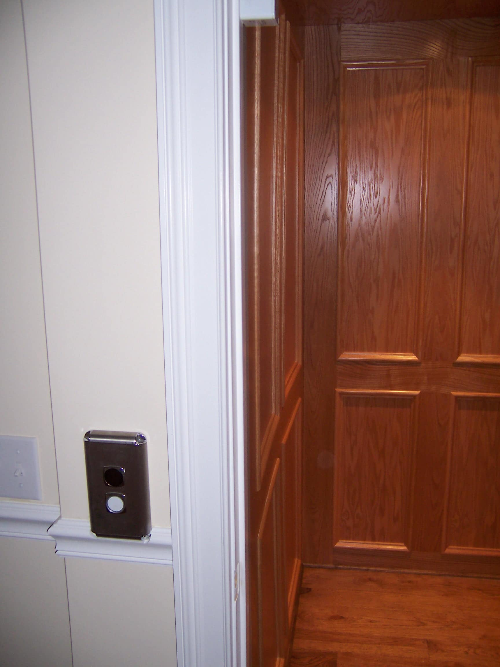 Custom home elevators practical and affordable access for Elevator grab bars