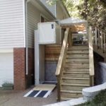 Vertical Platform Wheelchair Lift