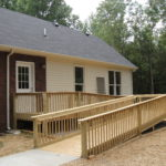 Home Addition - Ramp