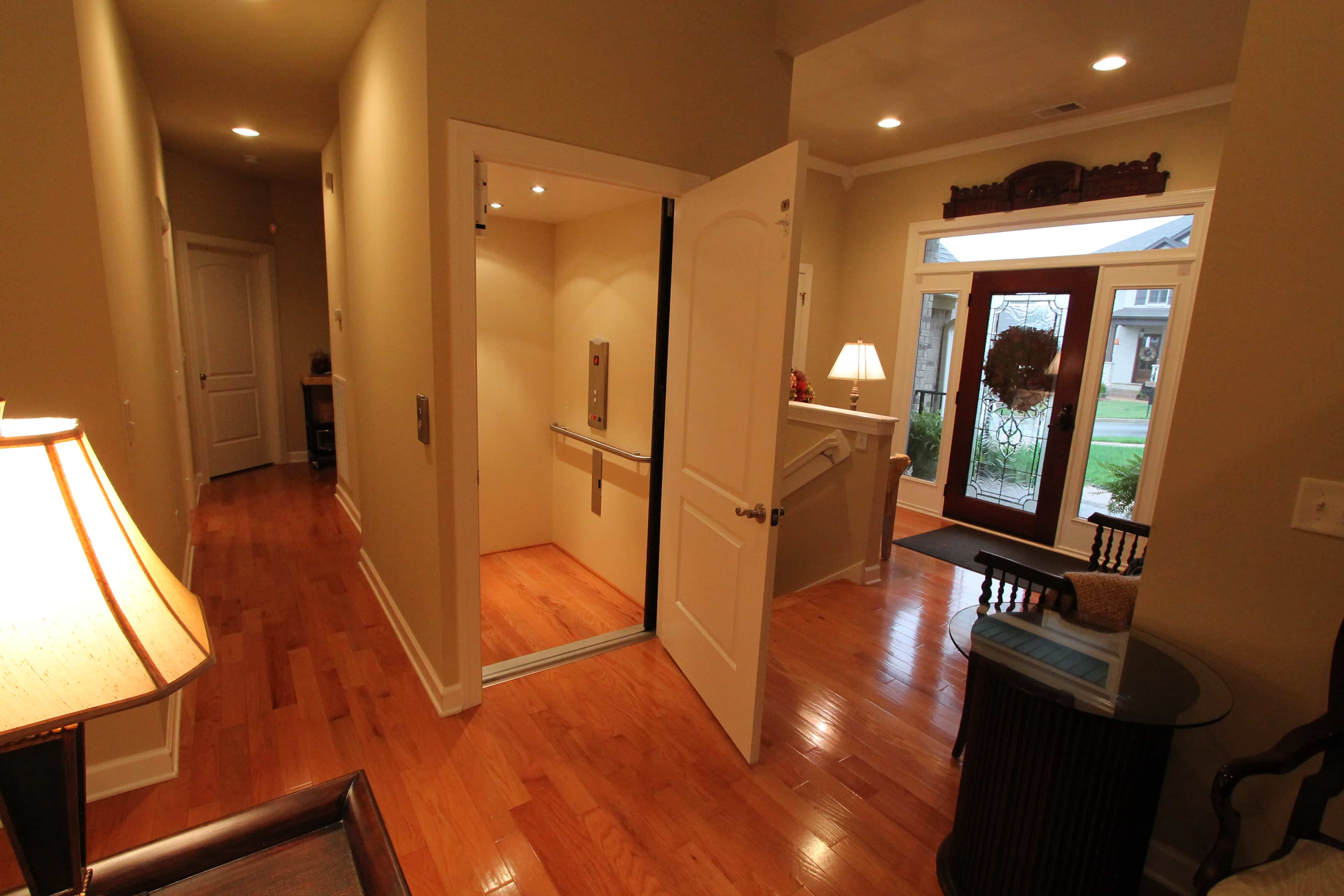 Custom home elevators practical and affordable access for Luxury home elevators