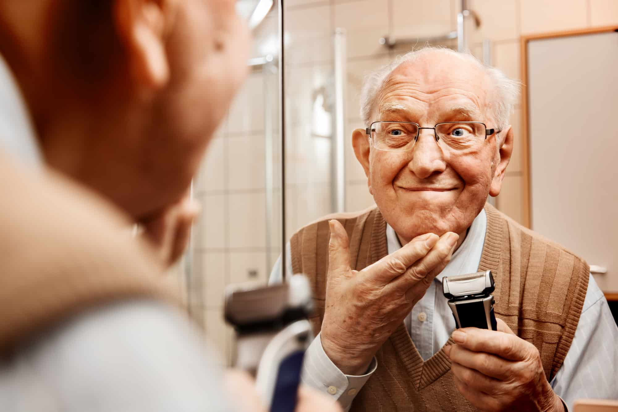 bathroom safety for seniors