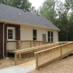 Home Addition - Ramp