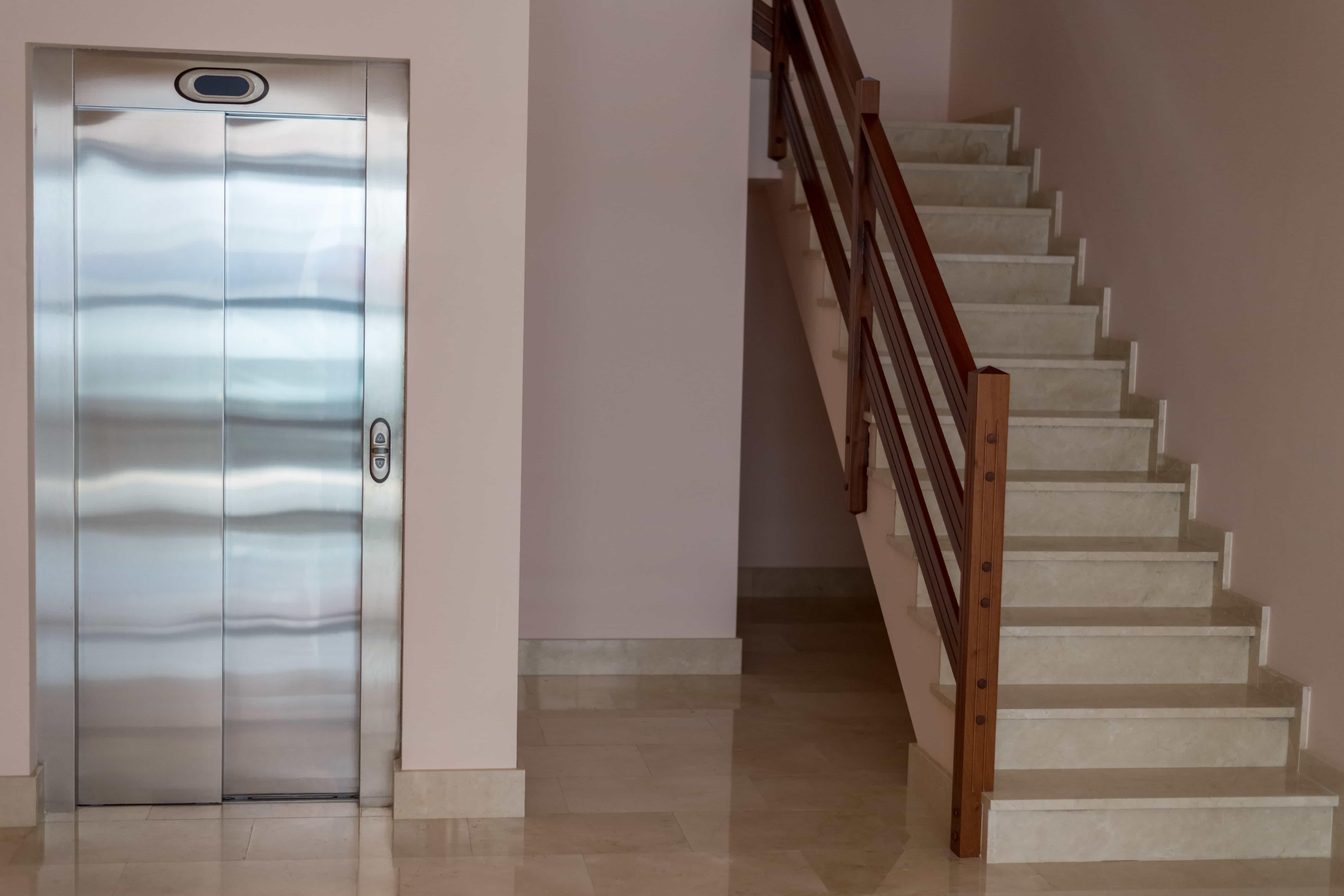 Custom Home Elevator